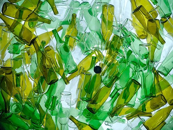 Super Silent Glas Recycling